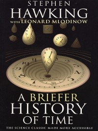 Cover A Briefer History of Time