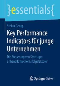 Cover Key Performance Indicators für junge Unternehmen