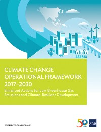 Cover Climate Change Operational Framework 2017-2030