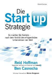 Cover Die Start-up-Strategie