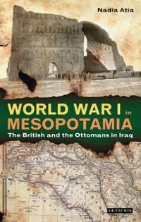 Cover World War I in Mesopotamia