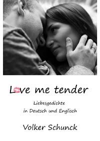 Cover Love me tender