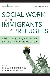Cover Social Work with Immigrants and Refugees