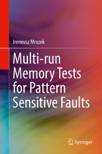 Cover Multi-run Memory Tests for Pattern Sensitive Faults