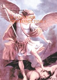 Cover LE SANCTUAIRE D'ENTREVAUX TOME 3