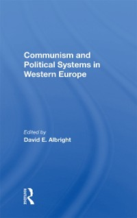 Cover Communism And Political Systems In Western Europe