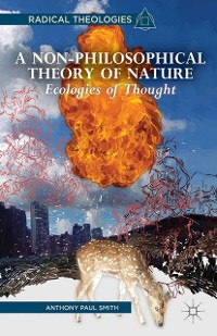 Cover A Non-Philosophical Theory of Nature