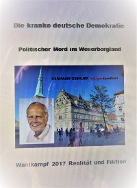 Cover Die kranke deutsche Demokratie