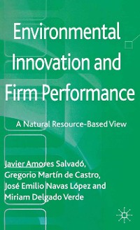 Cover Environmental Innovation and Firm Performance