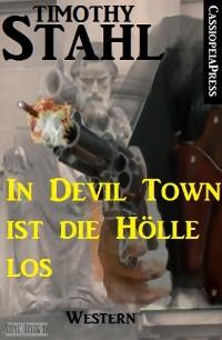 Cover In Devil Town ist die Hölle los: Western
