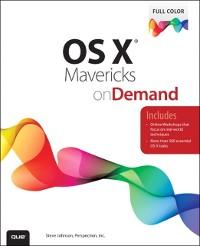 Cover OS X Mavericks on Demand