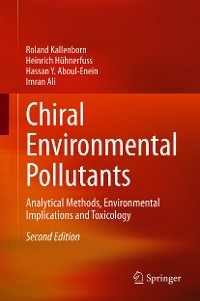 Cover Chiral Environmental Pollutants