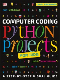 Cover Computer Coding Python Projects for Kids