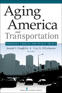 Cover Aging America and Transportation