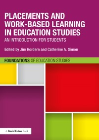 Cover Placements and Work-based Learning in Education Studies