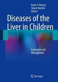 Cover Diseases of the Liver in Children