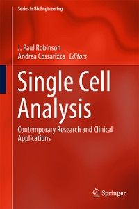 Cover Single Cell Analysis