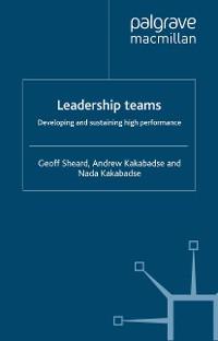 Cover Leadership Teams