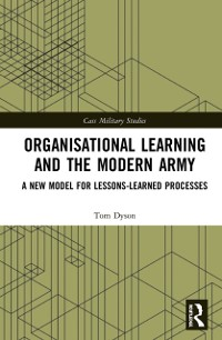 Cover Organisational Learning and the Modern Army