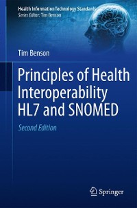 Cover Principles of Health Interoperability HL7 and SNOMED