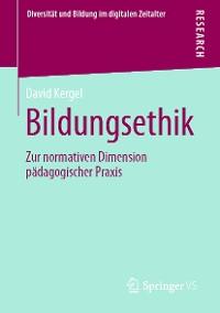 Cover Bildungsethik
