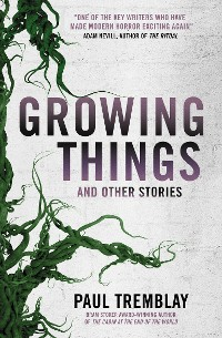 Cover Growing Things and Other Stories