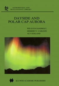 Cover Dayside and Polar Cap Aurora