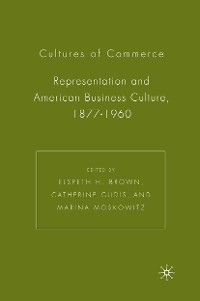 Cover Cultures of Commerce
