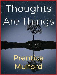 Cover Thoughts Are Things