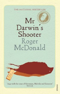 Cover Mr Darwin's Shooter