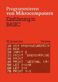 Cover Einfuhrung in BASIC