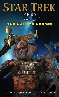 Cover Prey: Book Three: The Hall of Heroes