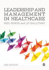 Cover Leadership and Management in Healthcare