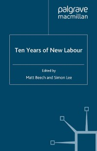Cover Ten Years of New Labour