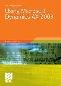 Cover Using Microsoft Dynamics AX 2009
