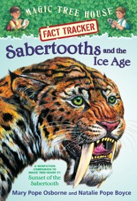 Cover Sabertooths and the Ice Age