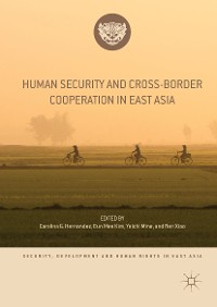 Cover Human Security and Cross-Border Cooperation in East Asia