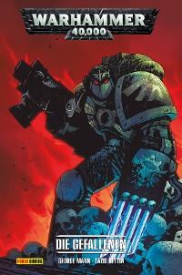 Cover Warhammer 40,000, Band 3 - Die Gefallenen