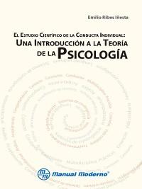 Cover El estudio científico de la conducta individual
