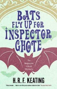 Cover Bats Fly Up for Inspector Ghote
