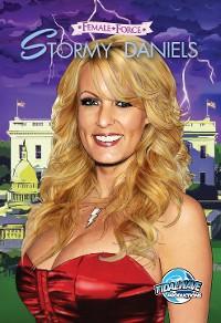 Cover Female Force: Stormy Daniels