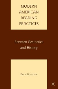 Cover Modern American Reading Practices