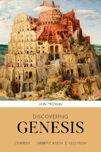 Cover Discovering Genesis