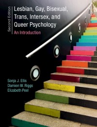 Cover Lesbian, Gay, Bisexual, Trans, Intersex, and Queer Psychology