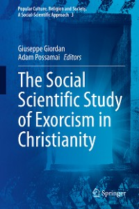 Cover The Social Scientific Study of Exorcism in Christianity