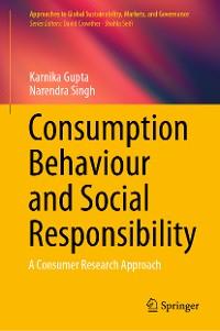 Cover Consumption Behaviour and Social Responsibility