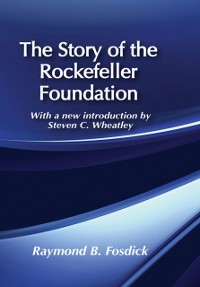 Cover Story of the Rockefeller Foundation
