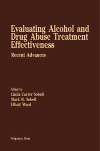 Cover Evaluating Alcohol and Drug Abuse Treatment Effectiveness