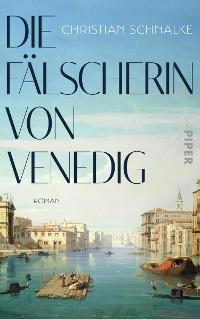 Cover Die Fälscherin von Venedig