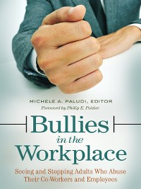 Cover Bullies in the Workplace